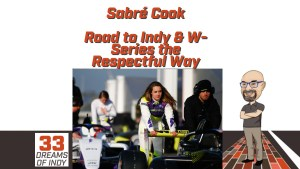 Sabre Cook - Indy Pro 2000 and W Series