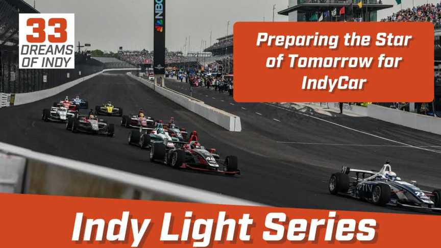 Indy Lights Series - Explained - Overview