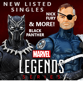 MARVEL LEGENDS SINGLES