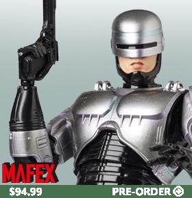 ROBOCOP MAFEX NO.067