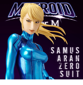 OTHER M – SAMUS ARAN ZERO SUIT