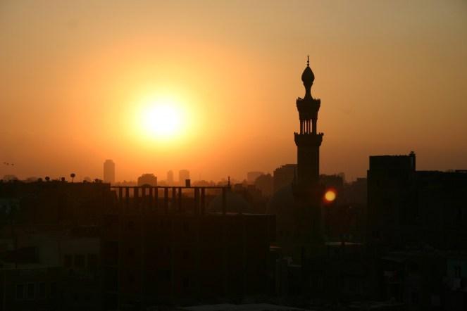 Cairo la flamboyante.