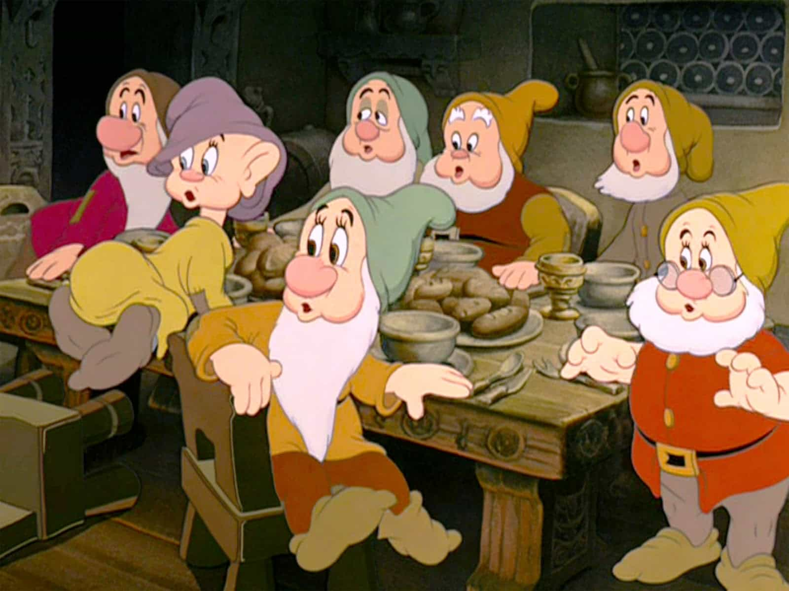 Snow White And The Seven Dwarfs Re Released Novelized