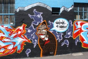 Newtown Graffiti B