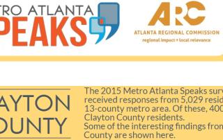 Clayton County Metro Atlanta Speaks