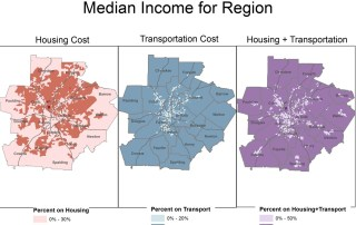 location affordability transportation housing atlanta