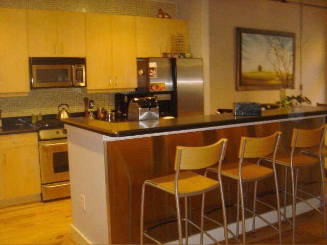 Ponce Unit 104 Kitchen