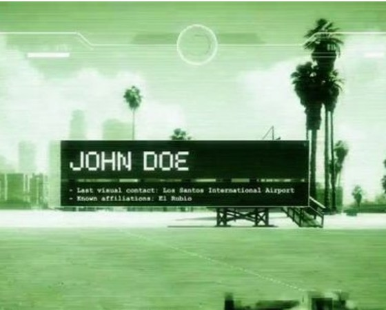 Where to Find John Doe in GTA Online
