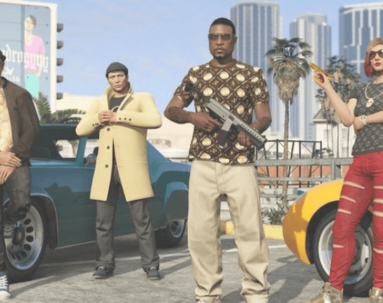 The Best Activities To Do With Friends in GTA Online