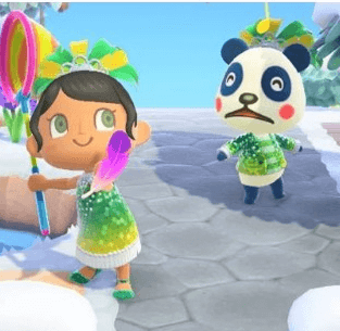Animal Crossing How to Collect More Colored Feathers (& What They're For)