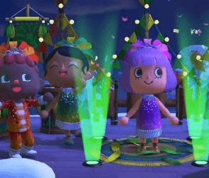 How to Get the Festivale Reactions in Animal Crossing New Horizons