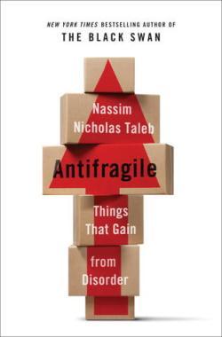 غلاف كتاب Antifragileالمصدر: Amazon.com