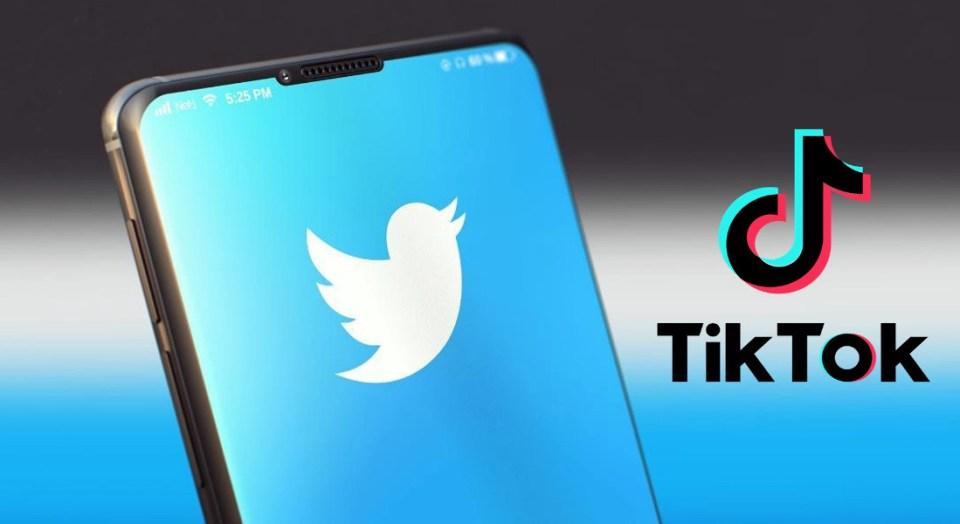 acciones twitter rumores tiktok