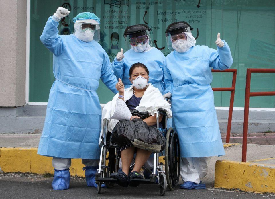 """""""Voy a volver, no es un adiós"""": Enfermero graba emotivo mensaje antes de morir por COVID-19"""