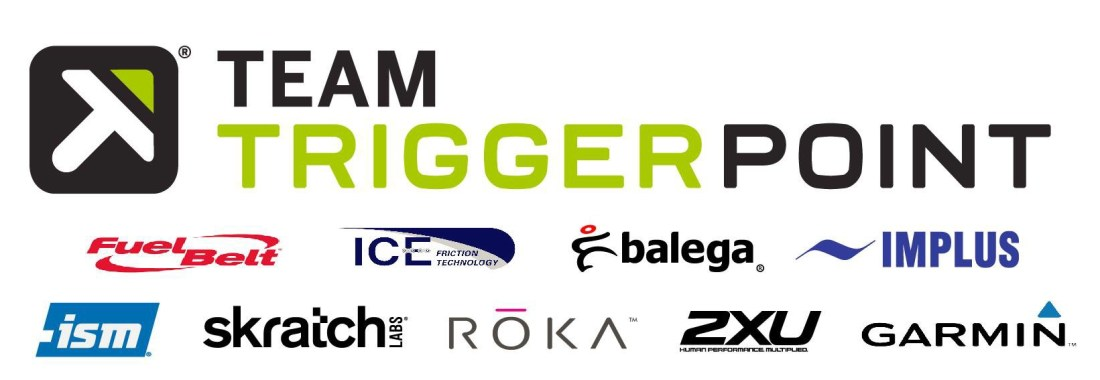 Triathlete - Team TriggerPoint 2016 banner