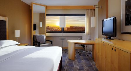 Of Airport Lounges, Hotel Rooms And Conference Rooms