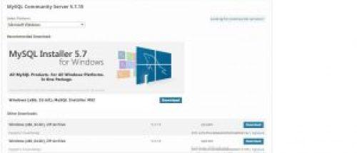 Instalación y Configuración de MySQL en Windows 06