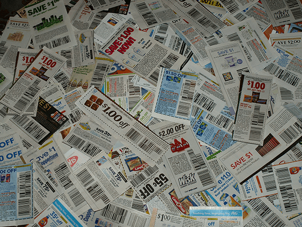 clipping coupons among CX trends in CPG industry
