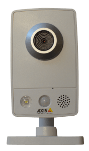 Axis indoor camera