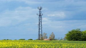Rural cell tower