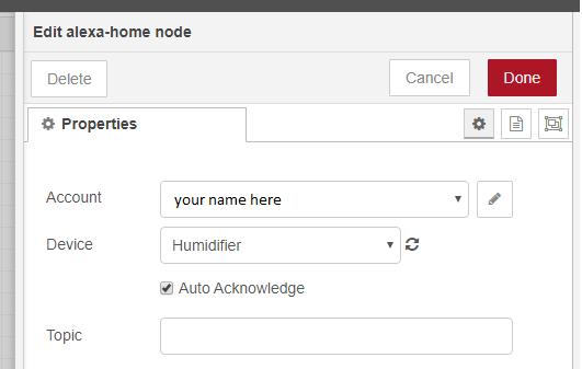 alexa-home node