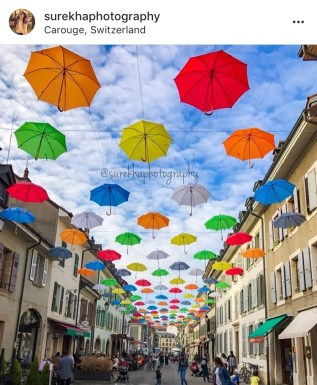 Best Instagram spots Geneva_Carouge