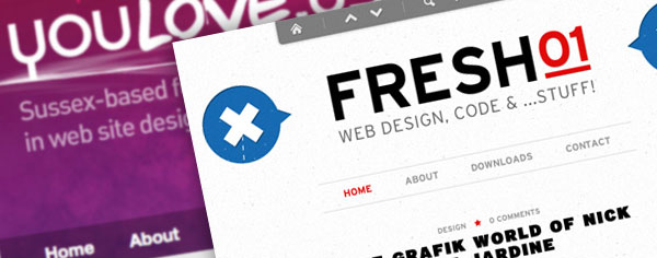 website designes that impress