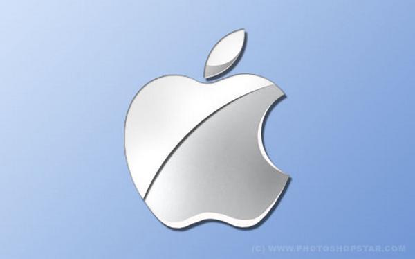 Recreating Apple Macintosh Logo