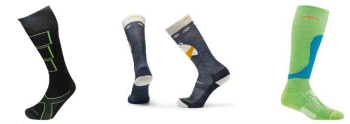skydiving winter socks