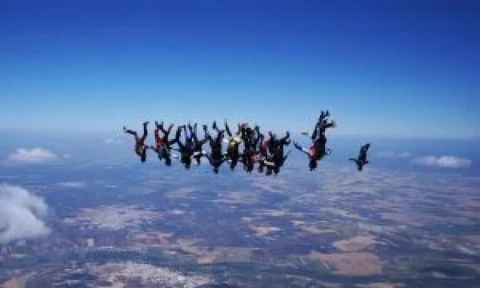 Skydive Algarve portugal