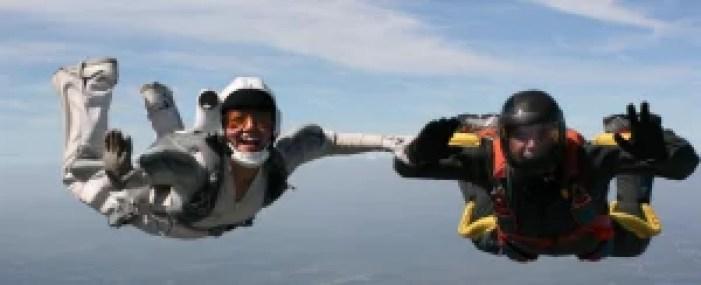 skydive coach