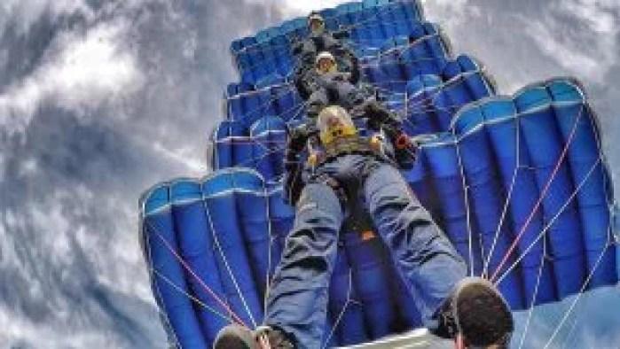 CRW skydiving discipline