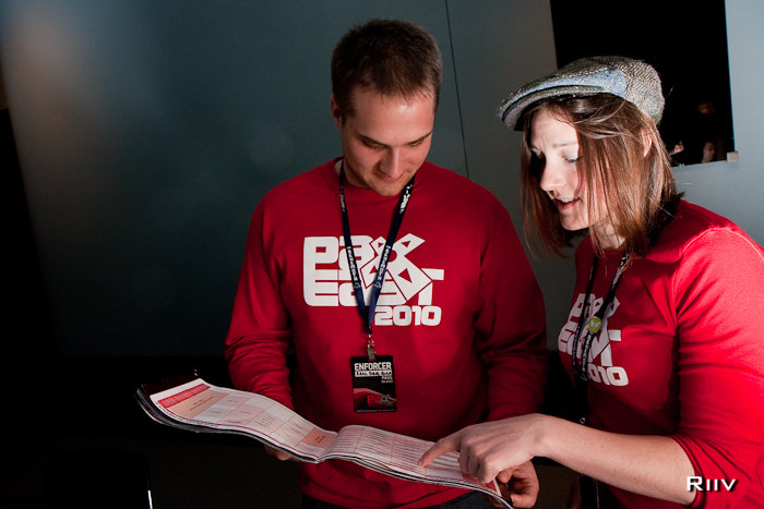 PAX East 2010