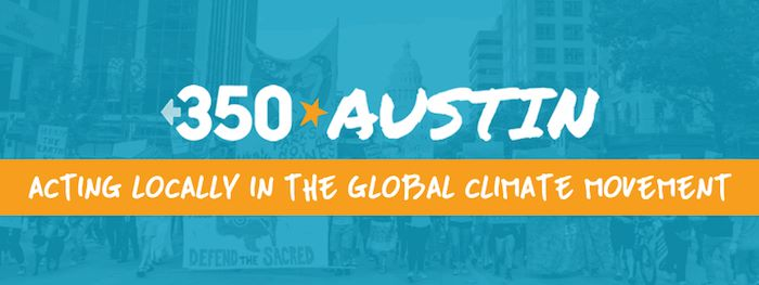 350 Austin November Open Meeting – New Location!