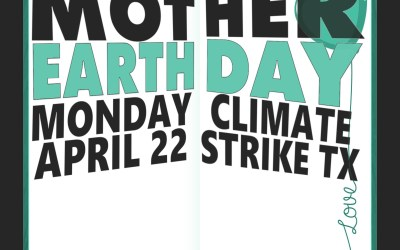 Mother Earth Day Climate Strike 4/22/2019