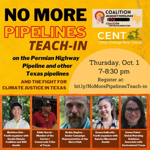 No More Pipelines Teach In