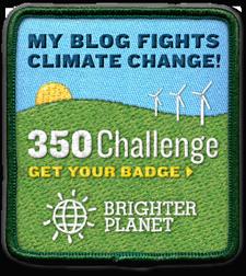 Brighter Planet's 350 Challenge