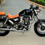 Boa Basic Modification On Royal Enfield Thunderbird