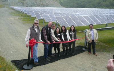 Marin County & City Gov'ts Now 100% Deep Green! Are You?