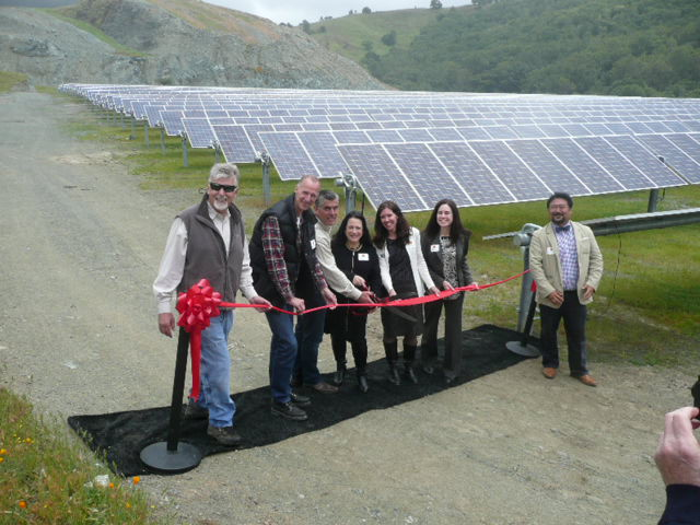 On-Going: It is Done! All Marin Local Gov'ts Have Opted-Up to 100% Renewable Energy.  Have You?