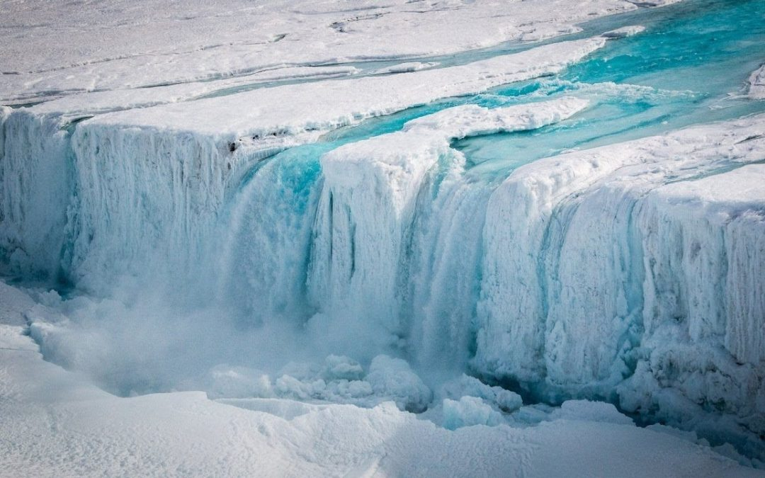 Antarctic Melting Faster Than Expected