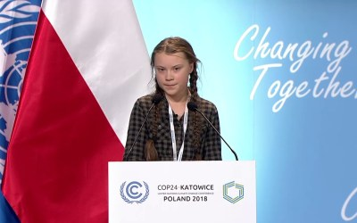 Activist Greta Thunberg Nominated for Nobel Prize
