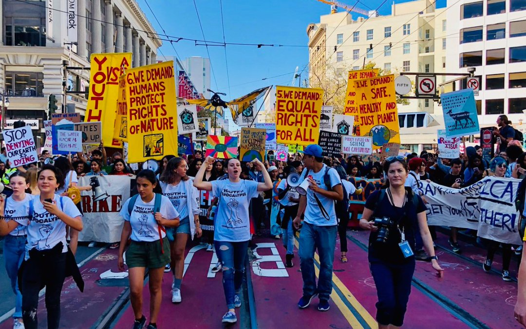 Millions Join Global Climate Strike!