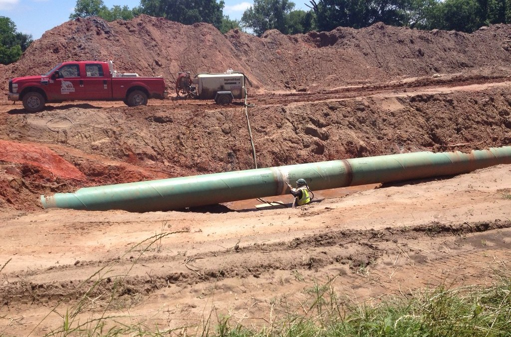 Big Oil Uses Virus as Cover to Build XL Pipeline