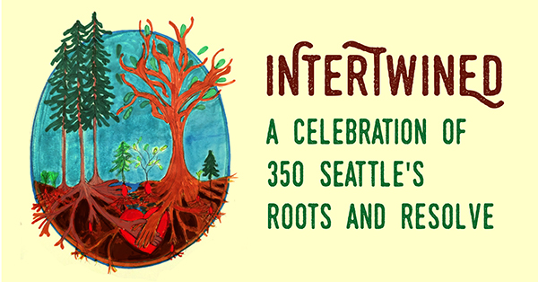 Intertwined! Celebrate our roots and resolve.