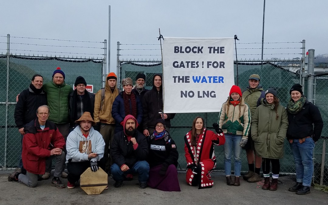 We WILL stop Tacoma LNG