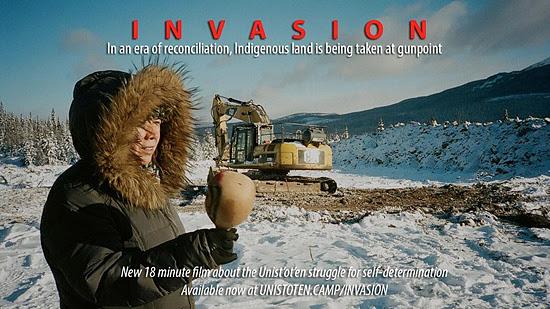 Invasion: A film about the Unist'ot'en struggle for self-determination