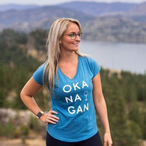 Okanagan Ladies Relaxed T-Shirt | 351 Apparel