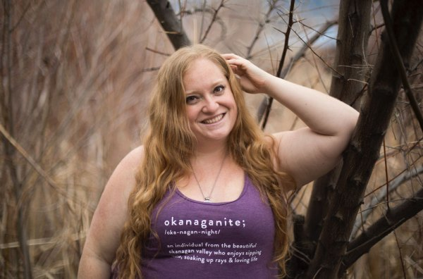 Okanaganite Ladies Relaxed Tank | 351 Apparel