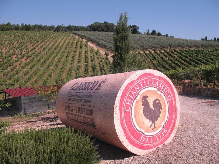 Chianti Classico Winery